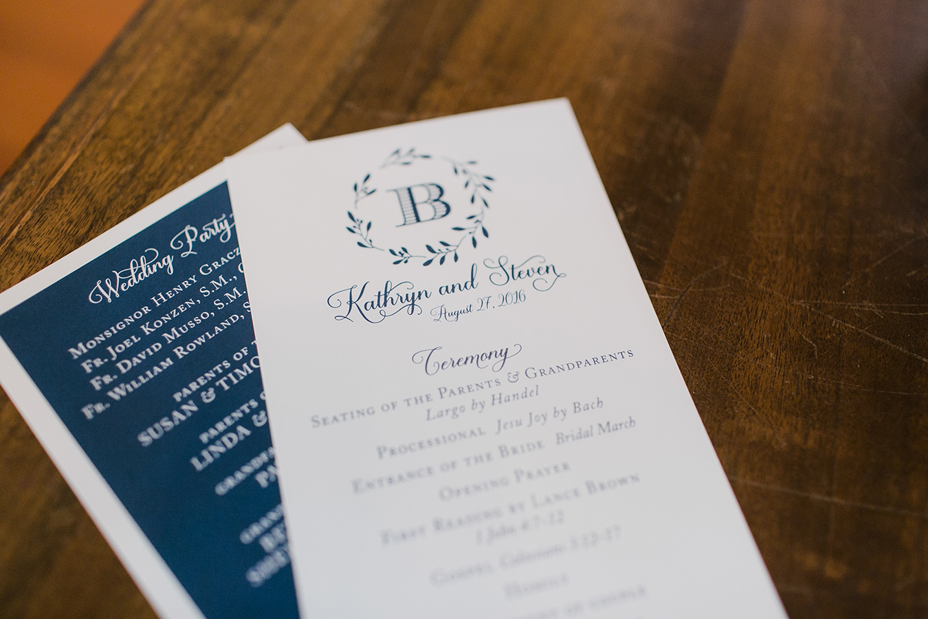 Southern Wedding Invitation - Kailey Marie Designs