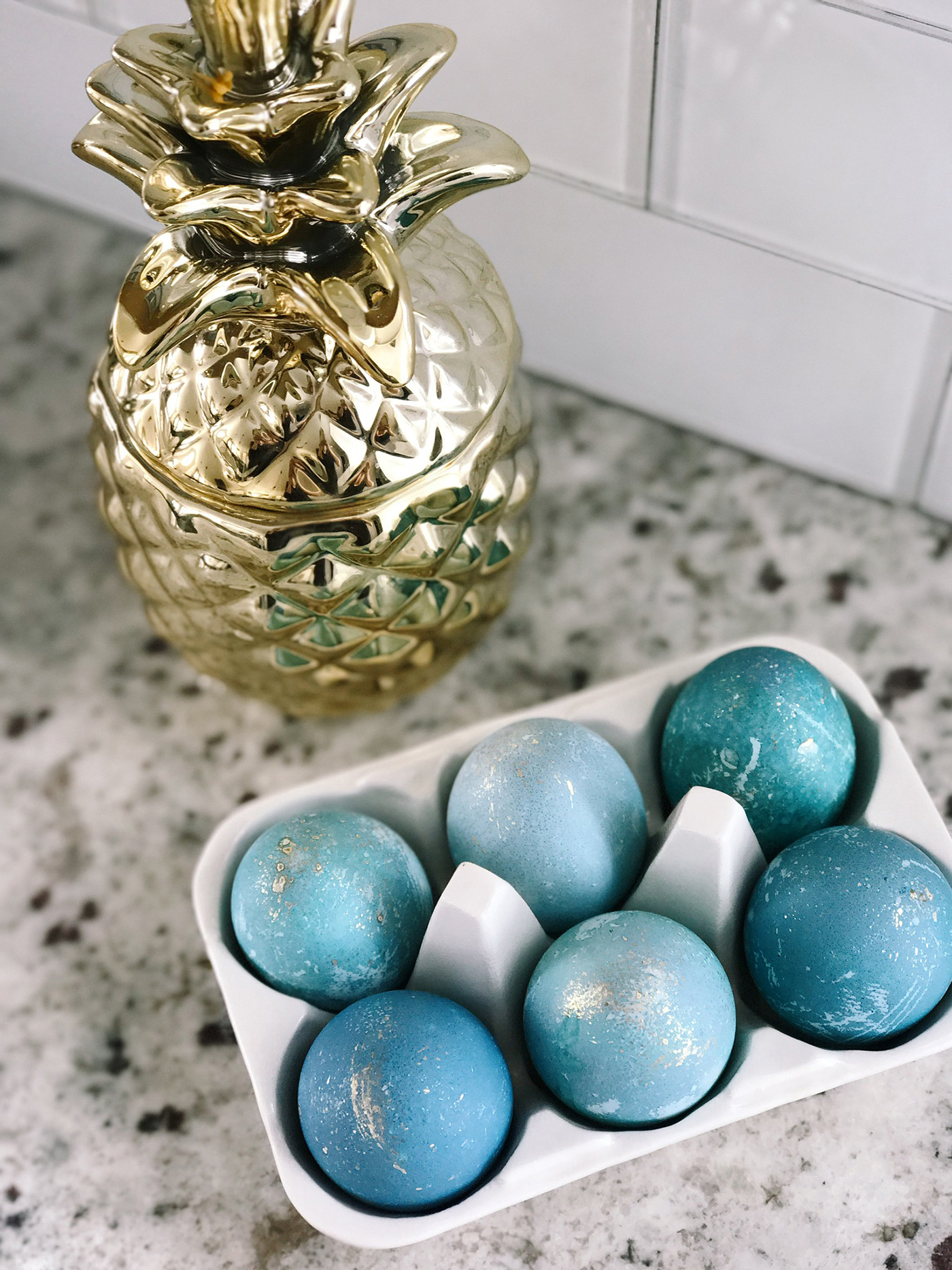 Naturally Dyed Easter Eggs - Kailey Marie Designs
