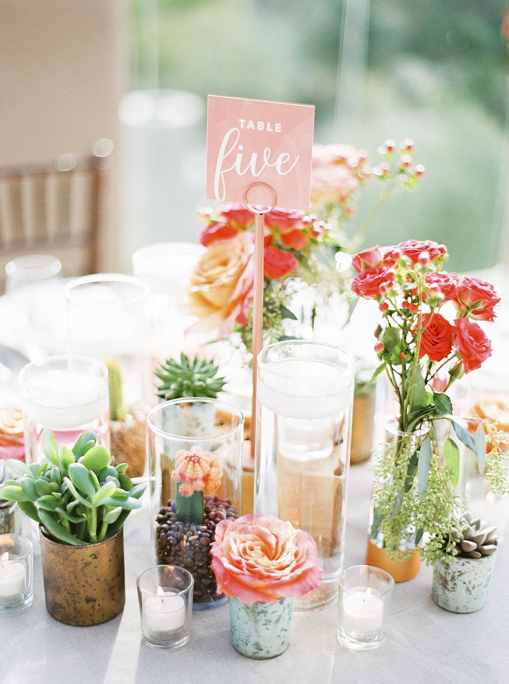 Desert Cactus Wedding Invitation